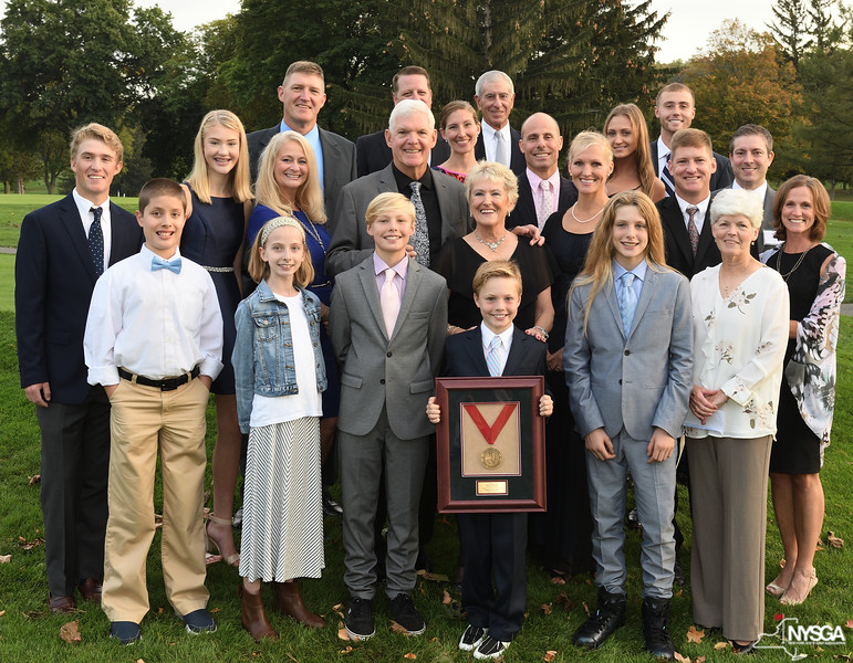 The entire Allen family