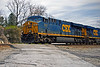CSX heading north