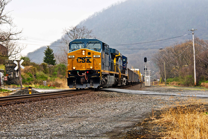 CSX NORTHBOND