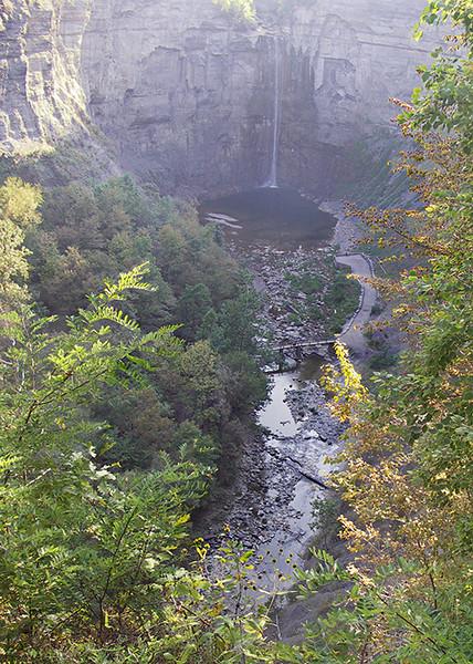 Taughanock Falls