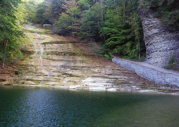 Taughanock Falls Buttermilk Falls