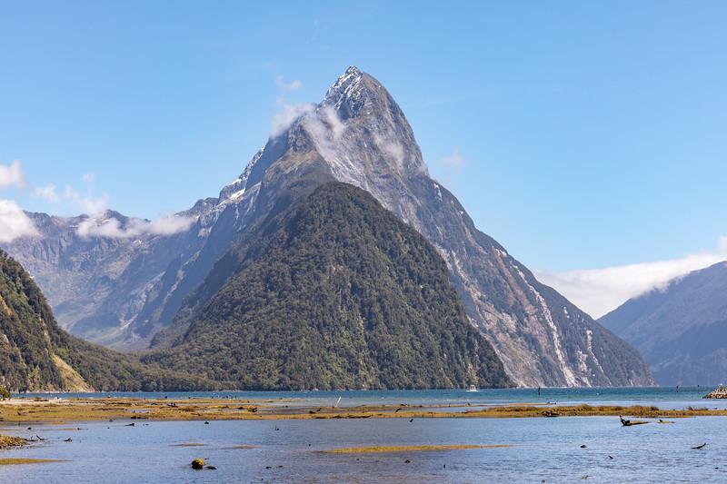 Mitre Peak / Milford Sound, Fiordland