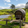 Ale barrel at Hobbiton