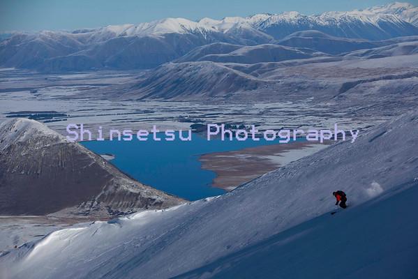NZ Heliskiing 2010