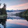 Lake Matheson, Westland