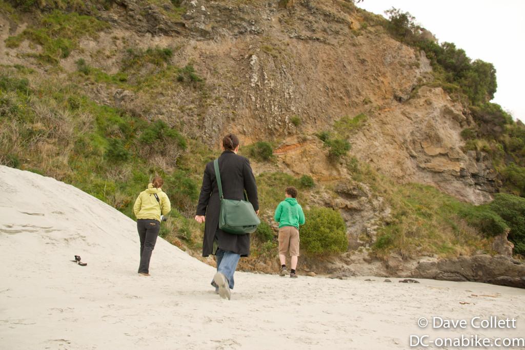 Claire, Jo and Rowan