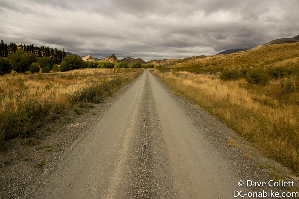 Road towards Molesworth