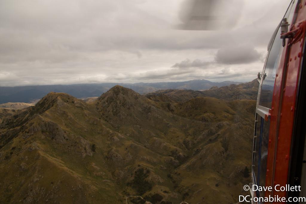 I think we landed on one of those sharp peaks