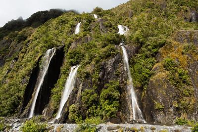 New Zealand - South Island - Franz Josef Glacier Valley