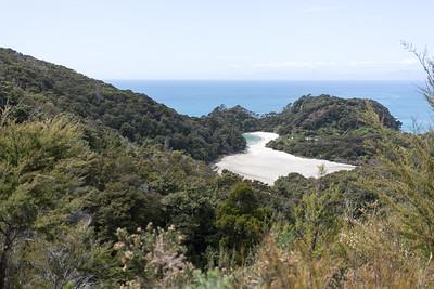 New Zealand - South Island - Abel Tasman Coastal Track