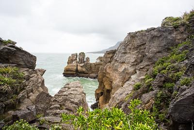 New Zealand - South Island - Pancake Rocks