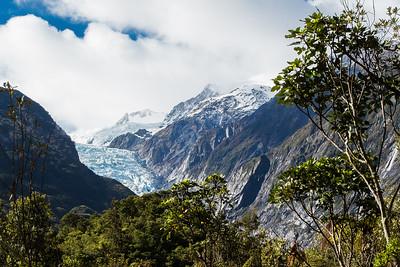 New Zealand - South Island - Franz Josef Glacier