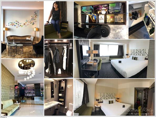 The Grand Mercure, Auckland