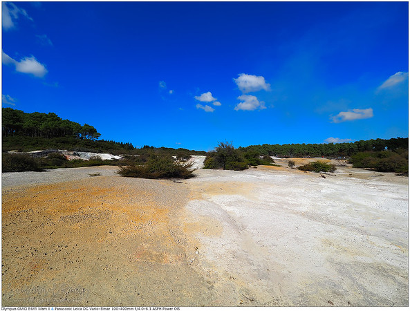 @ Wai-o-tapu, thermal wonderland