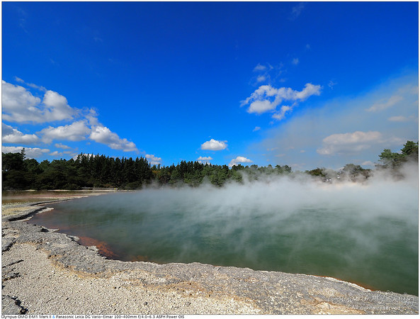 """The Champagne Pool"""