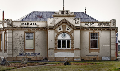 Rakaia Post Office and Fashion Studio