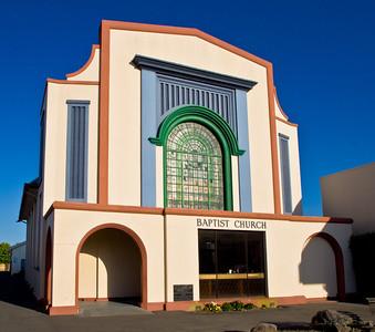 Beckenham Baptist Church, Colombo Street, Christchurch NZHPT Reg 1852