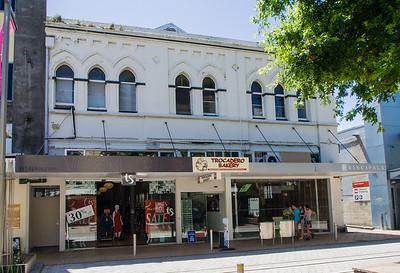 Twentyman & Cousins Store (Former), 93 Cashel Street, CHRISTCHURCH NZHPT Reg 3707