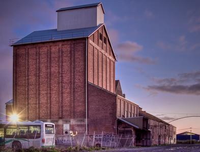 Woods Bros Flour Mill, Christchurch NZHPT Reg 7339