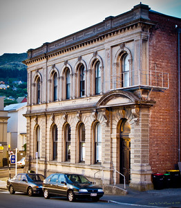 Former Council building, 1 Sumner Road, Lyttelton
