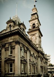 Town Hall, Dunedin