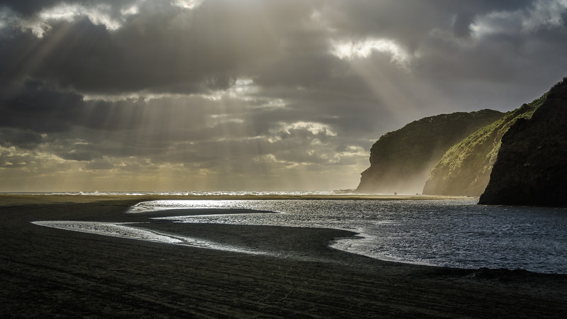 Bethell's Beach, West coast, Auckland