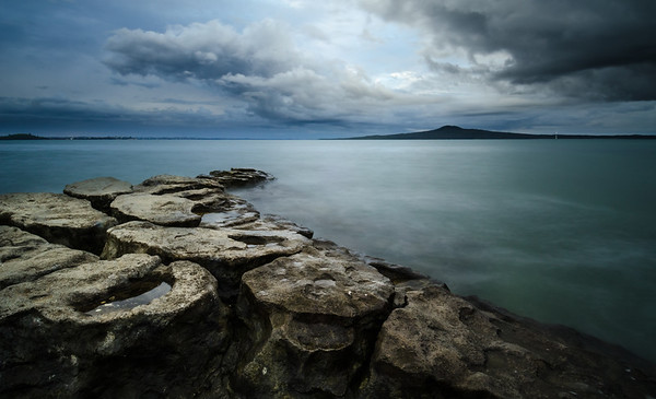 Storm Over Rangitoto