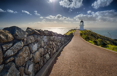 Lighthouse, Cape Reinga