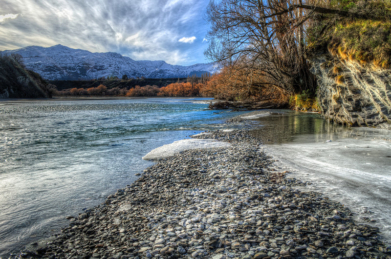 Shotover River, Queenstown, New Zealand