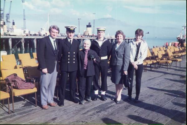 1984 Kiwi Christening