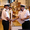 CPOSCS Andrew Fleck receives Commanding Officer's Prize for Display of Special Qualities