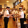 A/POSC McFadyen receives Craig Cup for Best Leading Rating