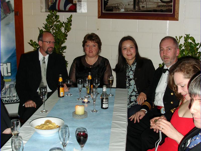 Graeme, Helen, Tong, Tim & Jade