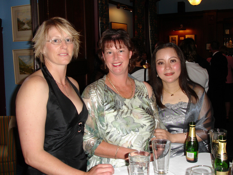Katrina, Heather & Tong