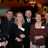 Heather, ?, Susan Hill, Mike, Linda Bowen & Russell Keatley