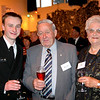 Mace with Wally & Nancy Donald (Ex RN Association)