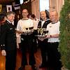 Kevin Ohs, Tony Harding, Paul Francis & Tony Strachan
