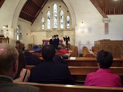 Mace & Zoe's Wedding