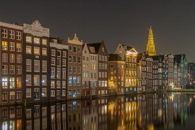 De donkere kant van Amsterdam