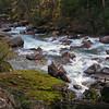 Mehatl Creek below the Falls