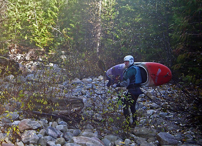Exploring Upper Nahatlach and Mehatl Creek