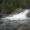 Mehatl Falls  on Mehatl Creek