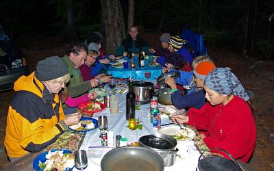 Thanksgiving Beaver Canoe Club Nahatlach Lk