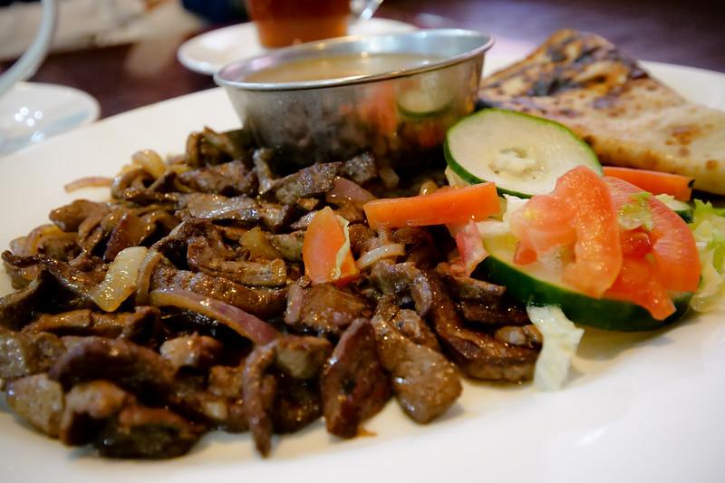 内罗毕的食物