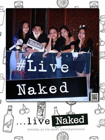 Naked Grouse | Pop Up Bar Soft Opening @ Glow Skybar instant print photo from Fotokio | Chụp ảnh in hình lấy liền sự kiện tại TP Hồ Chí Minh | Photobooth Saigon