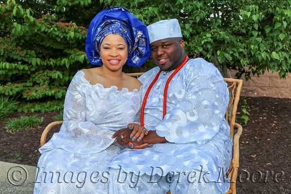 Nakia and Toga Garmuni Traditional Wedding