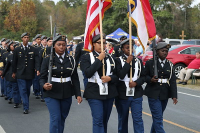Nakina Veterans Day Parade 2017