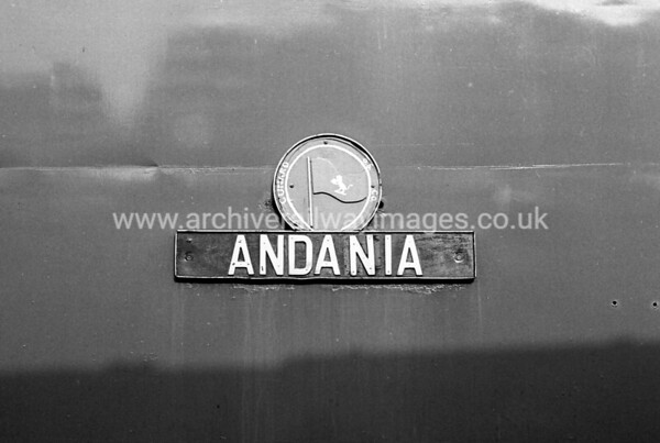 D213 Andania 4/7/97 Tysley