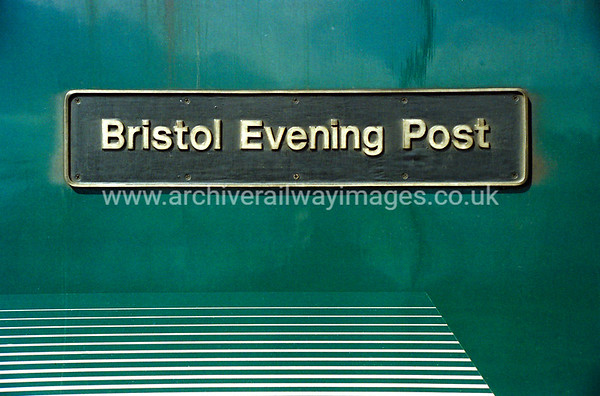 43150 Bristol Evening Post 18/4/01 Plymouth