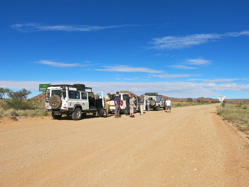 break time on journey to NamibRand reserve 2014-03-16 at 08-43-47